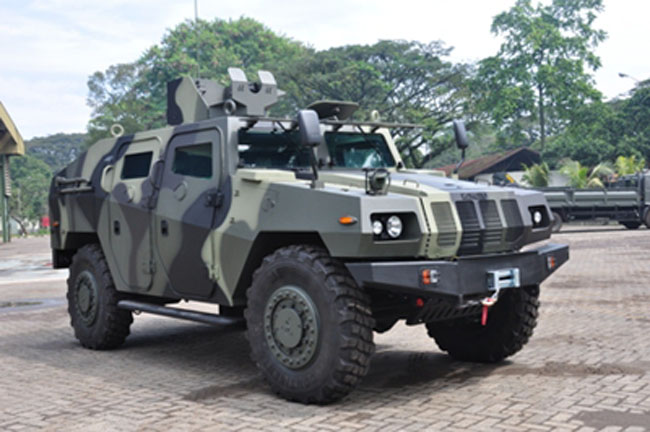 Pertahanan Kedaulatan Dan Kemandirian Industri Pertahanan