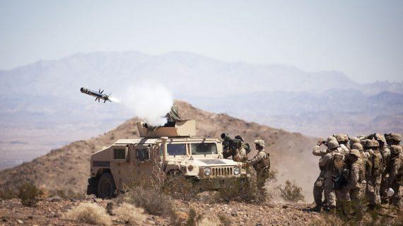 Gelar Kekuatan TNI di Wilayah Perbatasan