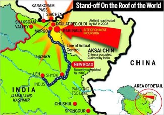 China-India Perang Karena Perbatasan, Masihkah Sepadan?