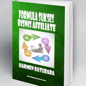 Formula Sukses,Pebisnis Affiliate