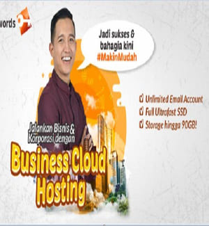 Cloud Hosting Indonesia Terbaik