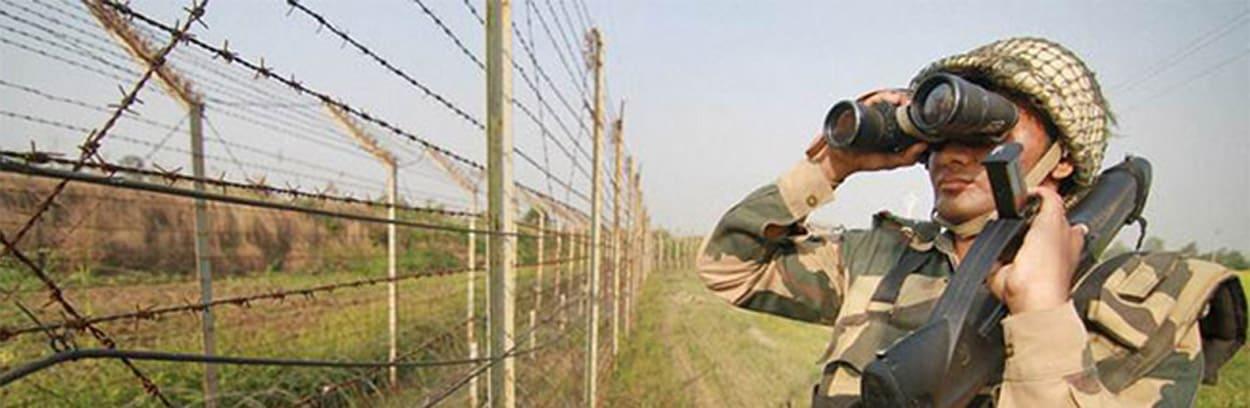 Pengamanan Perbatasan, Kegiatan Ilegal Di Perbatasan