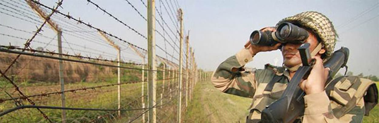 Pertahanan Perbatasan, Jangan Pernah Mengandalkan Tetangga
