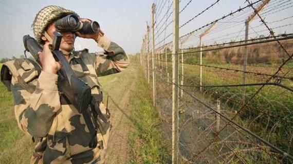 Mengamankan Perbatasan Menjaga Kedaulatan