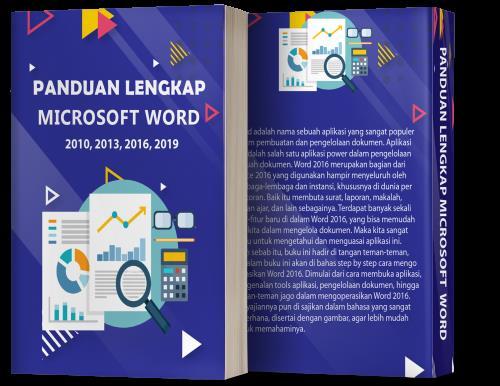 Panduan Lengkap Microsoft Words