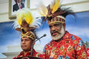 Abisai Rollo menyebut Benny Wenda tak berhak mengatur NKRI dan Papua